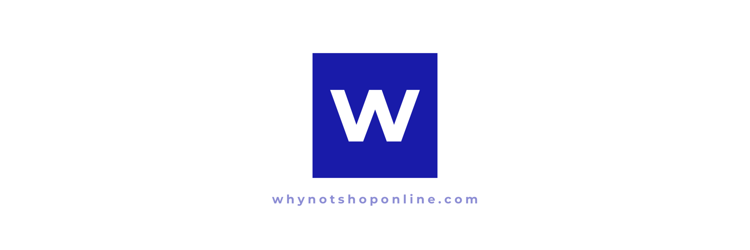 Why Not Shop Online
